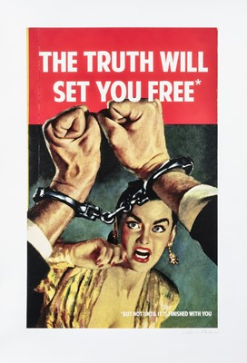 Lot 10 - Connor Brothers (British Duo), 'The Truth Will Set You Free', 2015