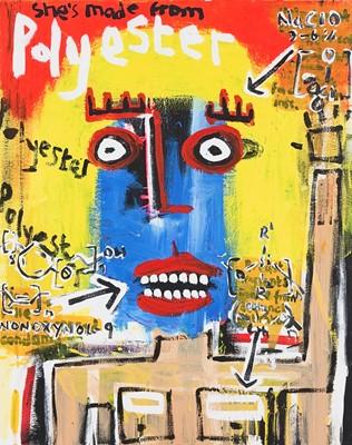 Lot 49 - Max Nerurkar (British Indian 1993-), 'We Had Such Good Chemistry', 2020