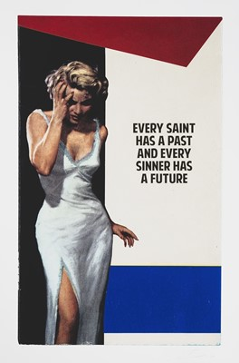 Lot 125 - Connor Brothers (British Duo), 'Every Saint Has A Past And Every Sinner Has A Future', 2020
