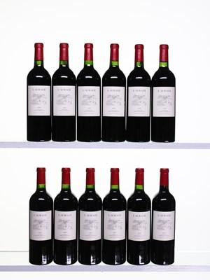 Lot 33 - 12 bottles 2010 Ch L'Aurage