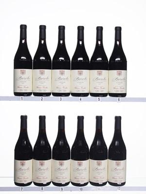 Lot 71 - 12 bottles 1997 Barolo Cannubi E Pira/Cannubi Boschis