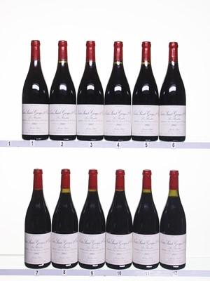 Lot 53 - 12 bottles 2002 Nuits-St.Georges Les Boudots Potel