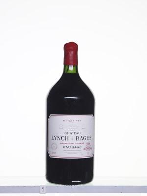 Lot 12 - 1 3 litre bottle 1997 Ch Lynch Bages