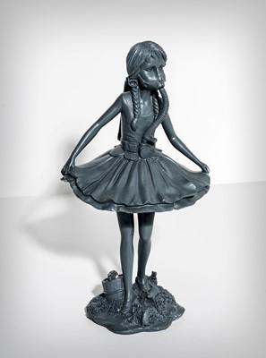Lot 65 - After Banksy (British 1974-), 'Ballerina Girl', 2005
