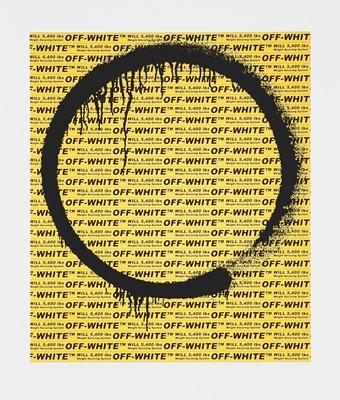 Lot 59 - Takashi Murakami (Japanese 1962-), 'Kyoto Enso', 2018