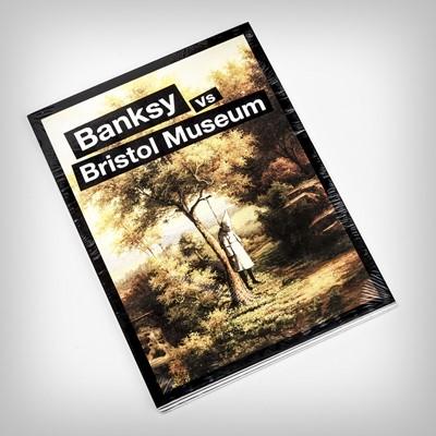Lot 6 - Banksy (British 1974-), 'Banksy vs Bristol Museum', 2009