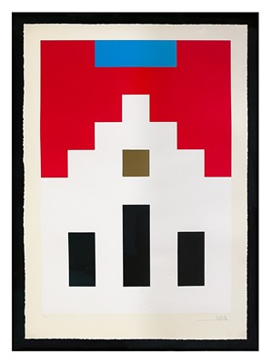 Lot 5 - Invader (French 1969-)