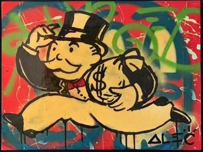Lot 7 - Alec Monopoly (American 1986-)
