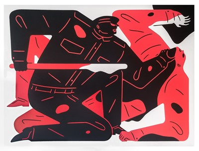Lot 9 - Cleon Peterson (American 1973-)