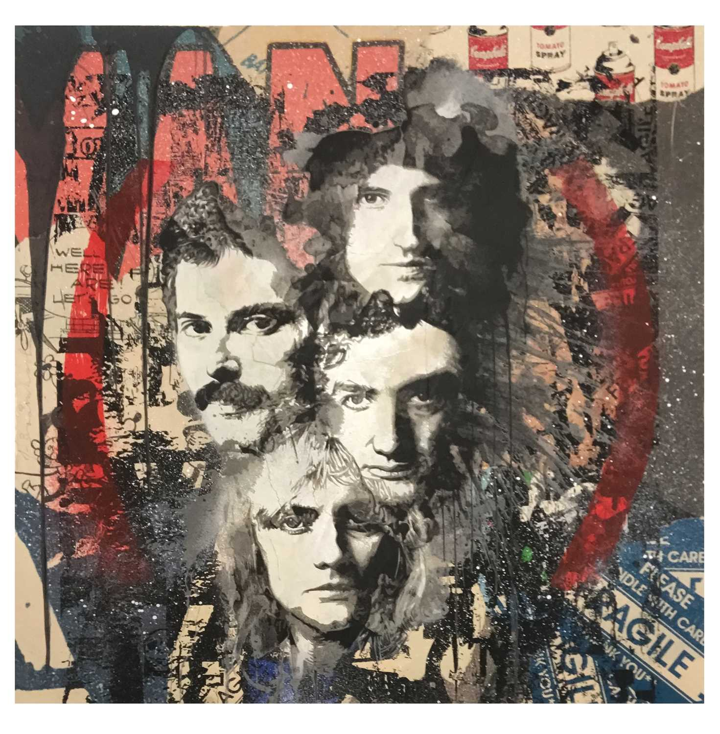 Lot 18 - Mr Brainwash (French 1966-)
