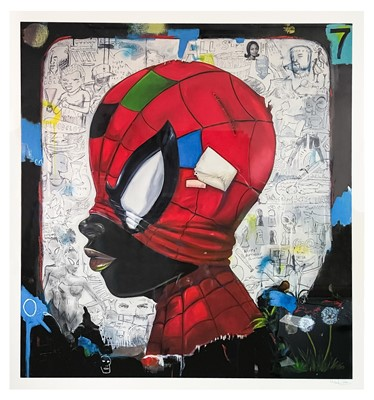 Lot 20 - Hebru Brantley (American 1981-)