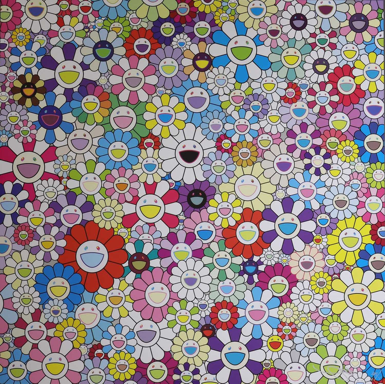Lot 27 - Takashi Murakami (Japanese 1962-)
