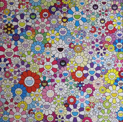 Lot 27 - Takashi Murakami (Japanese 1962-)