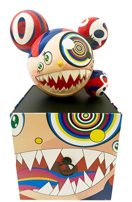Lot 33 - Takashi Murakami (Japanese 1962-)