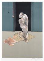 375 - Francis Bacon (British 1909-1992), 'Study For A Portrait Of John Edwards', 1987