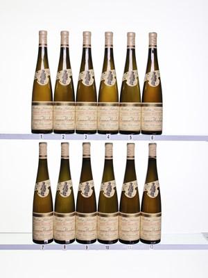 Lot 63 - 12 bottles 1997 Riesling Schlossberg Weinbach