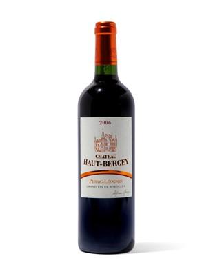 Lot 31 - 12 bottles 2006 Ch Haut-Bergey