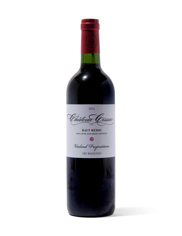 Lot 34 - 12 bottles 2012 Ch Cissac