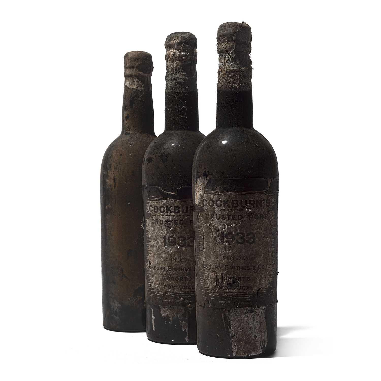 Lot 7 - 6 bottles Mixed Ports