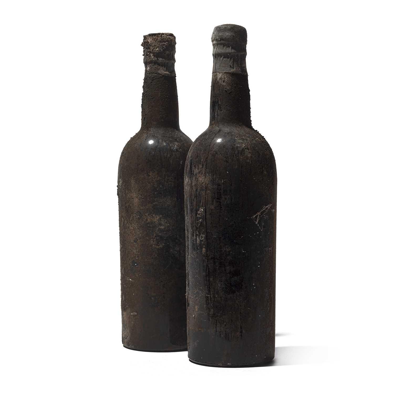 Lot 6 - 2 bottles 1935 Cockburn
