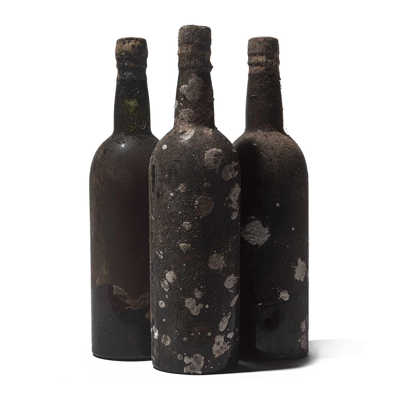 Lot 9 - 6 bottles Mixed Vintage Port