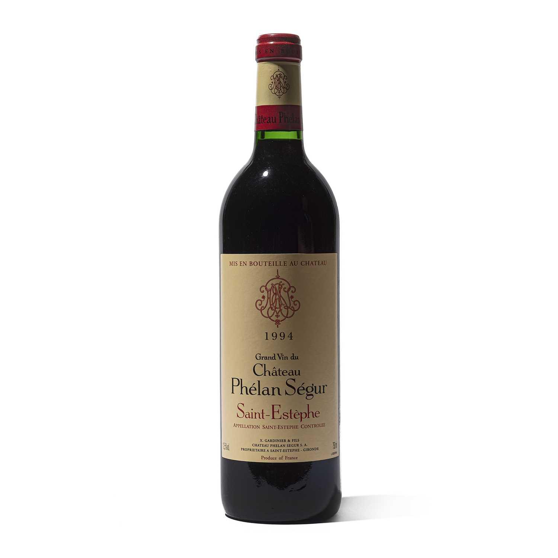 Lot 22 - 12 bottles 1994 Ch Phelan Segur