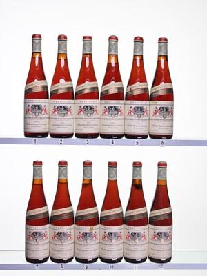 Lot 67 - 12 bottles 1976 Wachenheimer Gerumpel Riesling Auslese