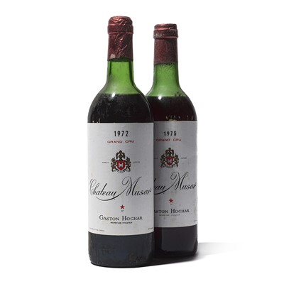 Lot 87 - 5 bottles Mixed Chateau Musar