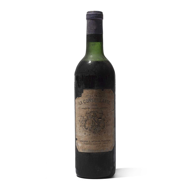 Lot 16 - 1 bottle 1966 Ch La Conseillante