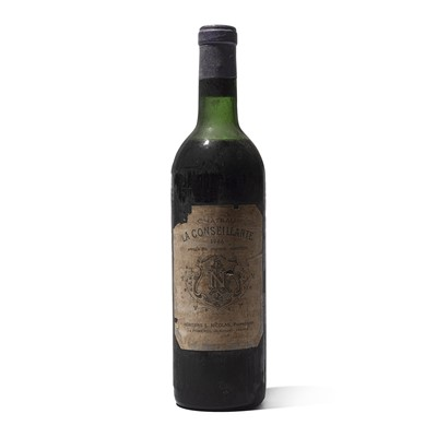 Lot 21 - 1 bottle 1966 Ch La Conseillante