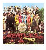 417 - Peter Blake (British b.1932), 'Sgt Pepper', 2012