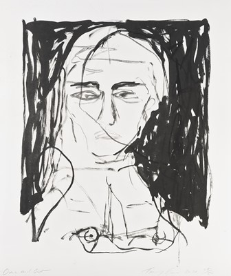 Lot 162 - Tracey Emin (British 1963-), 'Over And Out', 2020