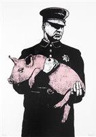 Lot 190 - Dolk (Norwegian b.1979), 'Pig', 2010