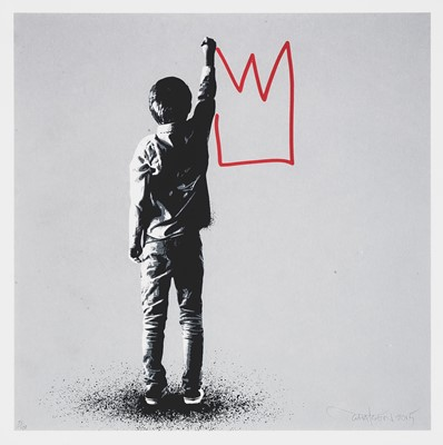 Lot 97 - Martin Whatson (Norwegian 1984-), 'Kingdom For A Crown', 2015
