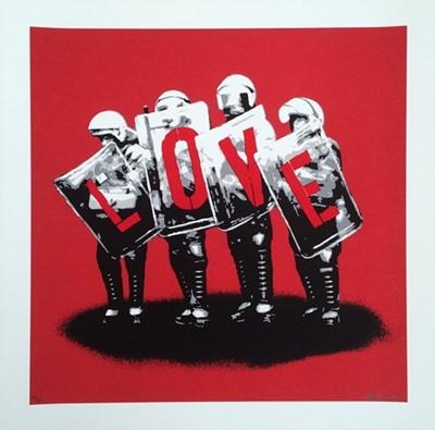 Lot 98 - Martin Whatson (Norwegian 1984-), 'Love Cops', 2011