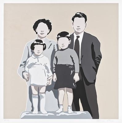 Lot 123 - Adriana Oliver (Spanish 1990-), 'Family', 2020