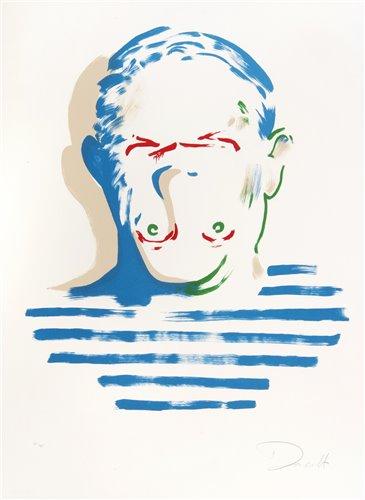 Lot 43 - Darren Coffield (British b.1969), 'Paradox Portraits' (Andy Warhol, David Hockney & Pablo Picasso)