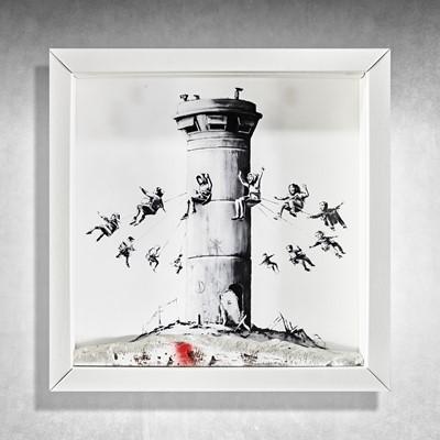 Lot 28 - Banksy (British 1974-), 'Walled Off Hotel Box Set'