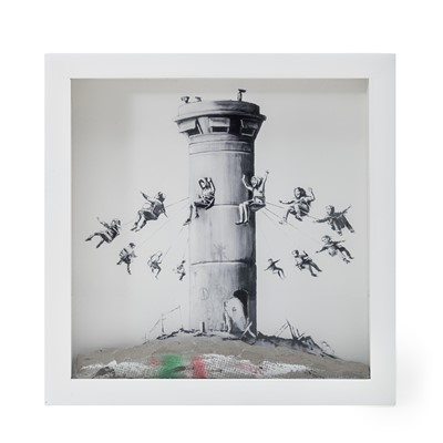 Lot 20 - Banksy (British 1974-), 'Walled Off Hotel Box Set'