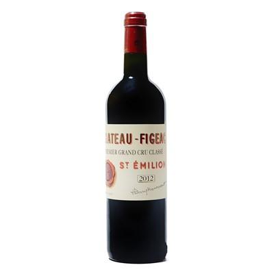 Lot 38 - 10 bottles 2012 Ch Figeac