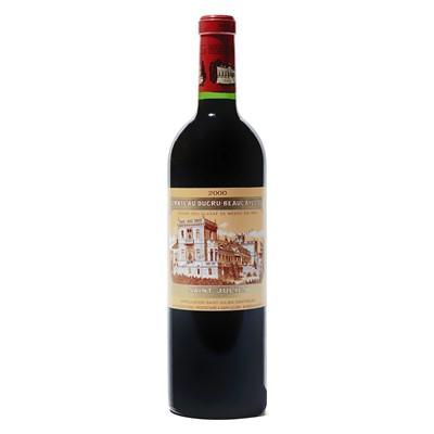 Lot 41 - 12 bottles 2000 Ch Ducru-Beaucaillou