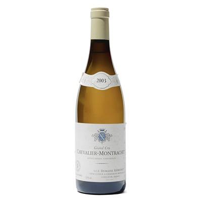 Lot 95 - 1 bottle 2003 Chevalier Montrachet Ramonet