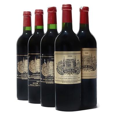 Lot 65 - 5 bottles Mixed Chateau Palmer