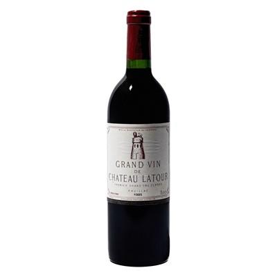 Lot 39 - 12 bottles 1985 Ch Latour