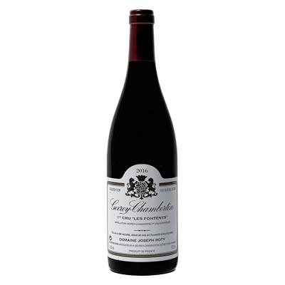Lot 90 - 6 bottles 2016 Gevrey-Chambertin Les Fontenys J Roty