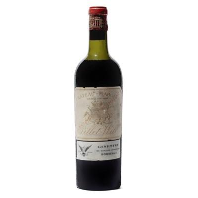 Lot 4 - 1 bottle 1900 Ch Margaux