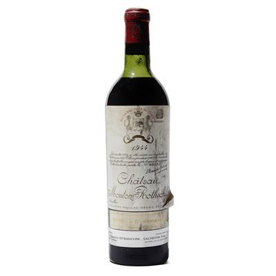 Lot 11 - 1 bottle 1944 Ch Mouton-Rothschild