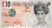 Lot 152 - Banksy (British b.1974), 'Di-Faced Tenner', 2004