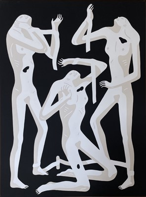 Lot 3 - Cleon Peterson (American 1973-), The Cry of Madness, 2017