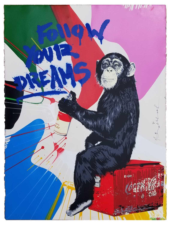 Lot 12 - Mr Brainwash (French 1966-), Everyday Life, 2020
